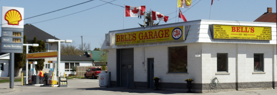 Bell's Garage