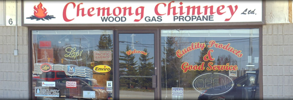 Chemong Chimney Ltd., EST 1993