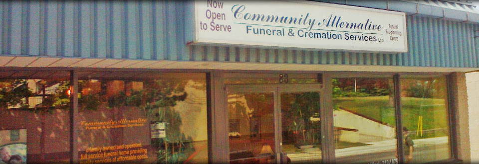 Community Alternative Funeral Home
