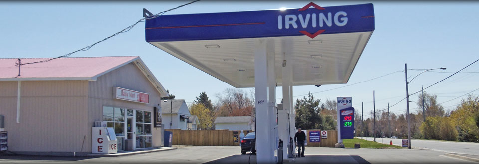 Irving Gas Bar
